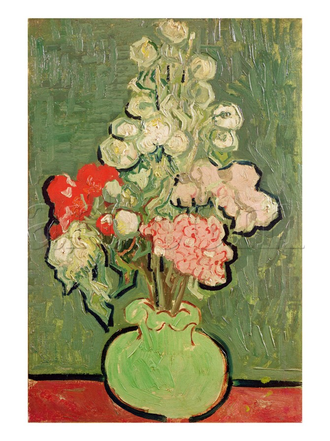 Bouquet of Flowers, 1890 - Van Gogh Painting On Canvas