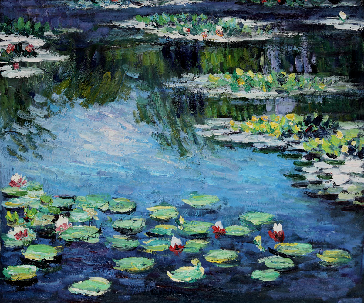 Image result for painting from Monet's
